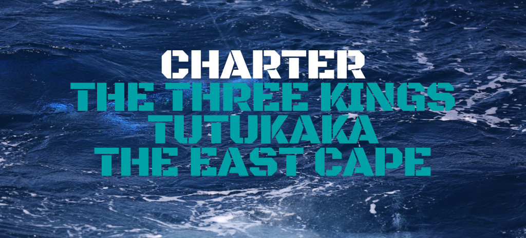 Charter The Three Kings Tutukaka The East Cape