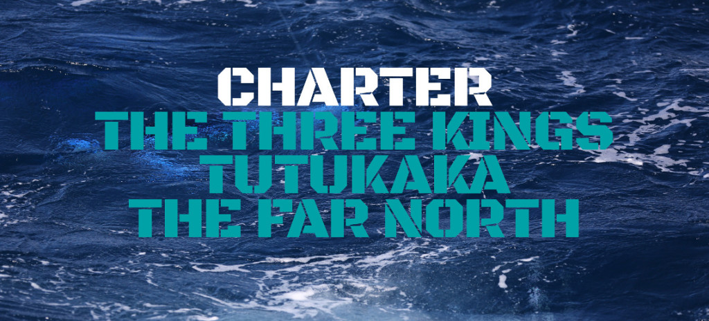 Charter The Three Kings - Tutukaka - The Far North