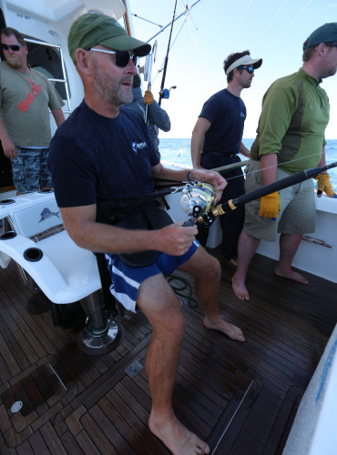 NZ Game Fishing